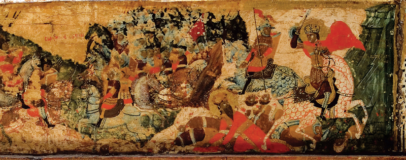 Battle_of_Velbužd,_detail_from_Visoki_Dečani