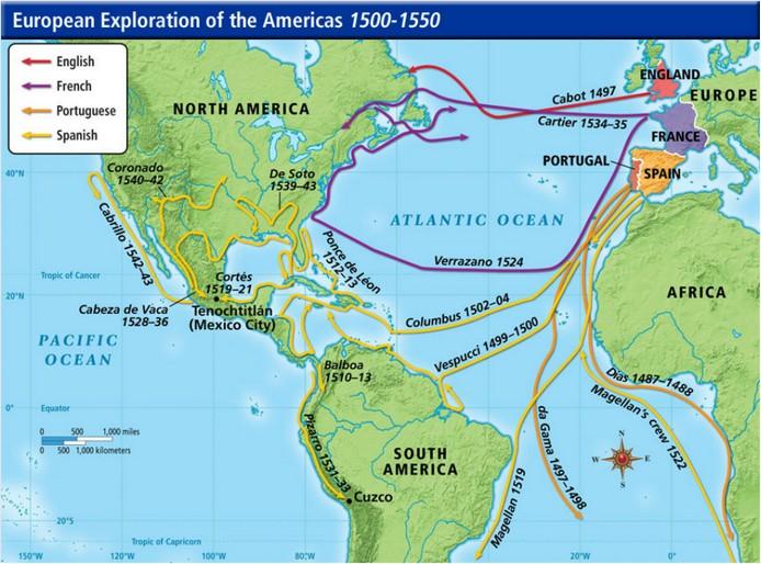 Velika Geografska Otkrica