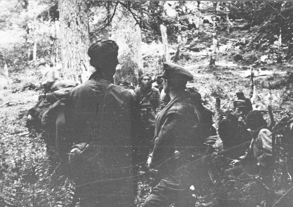 British_mission_during_Sutjeska_battle