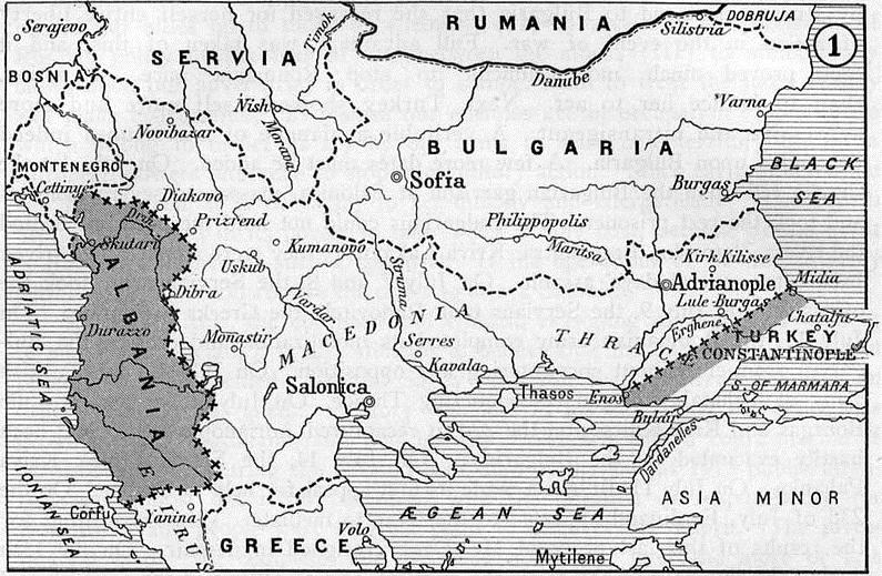 Balkanski Ratovi 1912 1913